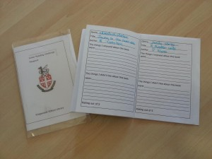 Reading Challenge Passport